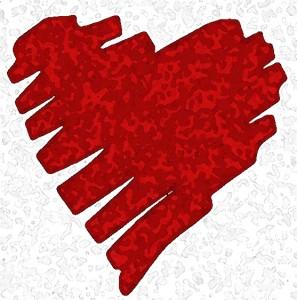 Heart - WaterColor